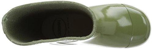 Havaianas Aqua Kids Rain Boots, Stivali di Gomma da Donna, Multicolore (Dark Khaki 1154), 33 BR (35 EU)
