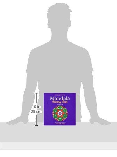 Everyone's Mandala Coloring Book Vol. 3 (Volume 3)