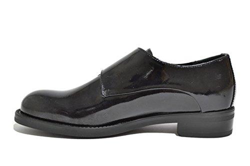 FRAU , Damen Schnürhalbschuhe schwarz schwarz