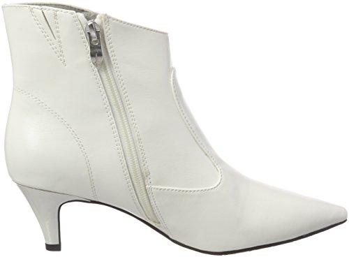 Mujer Para 100 white Botines Blanco Tamaris 25328 0Zgqxt