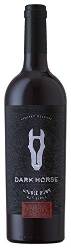 Dark Horse Double Down Red Wine, 750 ml