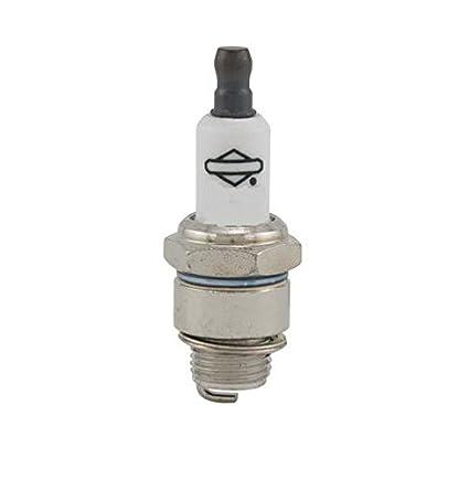 Briggs & Stratton 796112-2pk Spark Plug (2 Pack) Replaces J19LM, RJ19LM,  802592, 5095K
