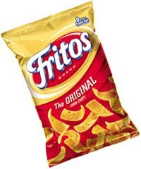 Fritos Corn Chips, Original, 1-Ounce Packages (Pack of 104)