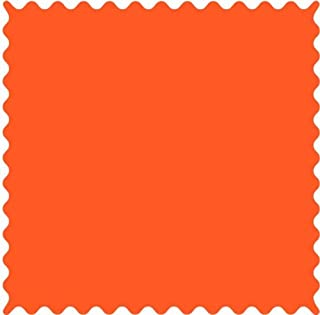 product image for SheetWorld Burnt Orange Jersey Knit Fabric - By The Yard