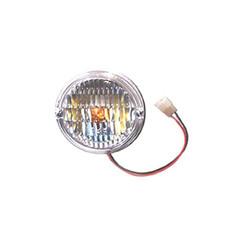 Omix-Ada 12405.06 Combination Park/Turn Signal Light Assembly - Turn Signal Park Light Lamp