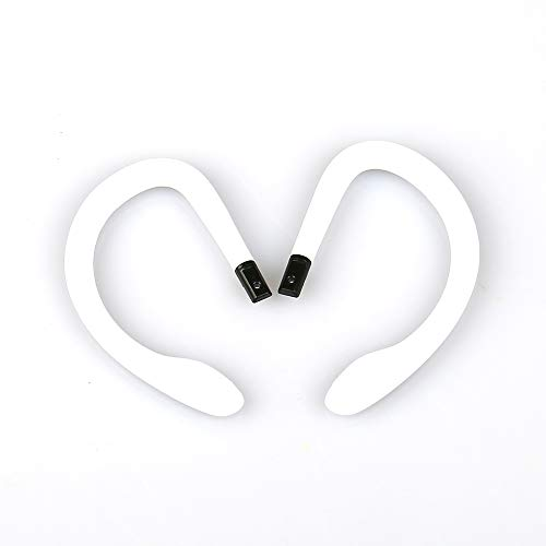 (Magic Sound Sports Ear Hook Replacement Soft Silicone for PowerBeats 3 Wireless Ear Hook Headphone)
