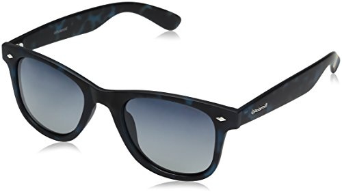 Polaroid Sunglasses Pld6009nm Polarized Wayfarer Sunglasses, Havana Blue/Blue Gradient Polarized, 50 - 22 50 Wayfarer