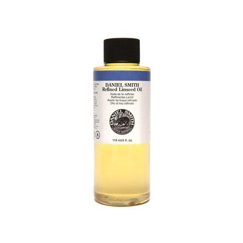 Daniel Smith 284470017 Original Oil, Refined Linseed Oil, 120ml   B072FKYJHZ