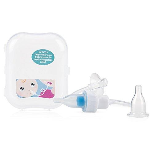 Nuby, Breathe-EEZ Infant Nasal Aspirator with Travel Case