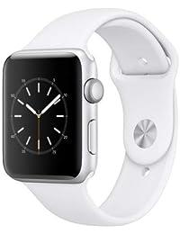 Pulseira Sport Tamanho Masculino Branco Compativel com apple watch de 42mm e 44mm