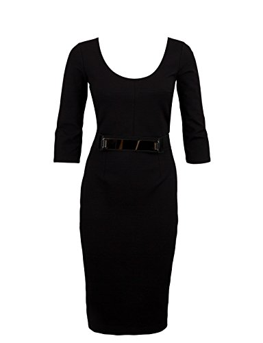 P ROCINA Noir Damen Bleistift Morgan Schwarz 152 Kleid xP7xa8