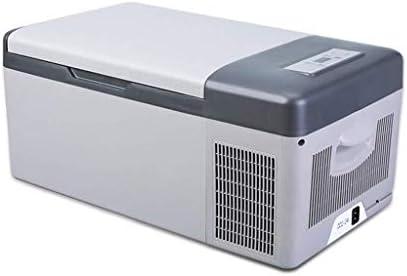 LFSPミニ冷蔵庫 カーポータブルデジタル表示コンプレッサー冷凍車や家庭の冷蔵庫や冷凍庫可能な12V / 24V / 220V(サイズ:15L)