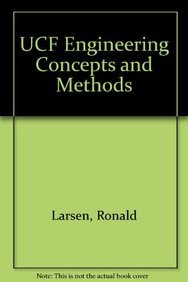 UCF ENGINEERING CONCEPTS AND METHODS pdf