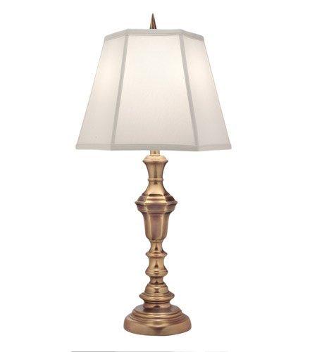 Stiffel Antique Brass Table Lamp Amazon Com