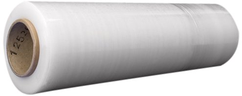EcoBox 12 Micron Stretch Wrap 18-Inch x 1500-Feet Long, 8 Rolls, Clear (V-11183)
