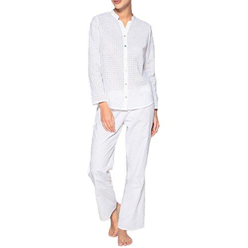 Camicia Redoute Pigiama Collections Bianco Donna La xzYqIwdt