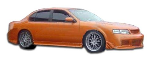 (Duraflex ED-KDC-269 Evo Side Skirts Rocker Panels - 2 Piece Body Kit - Fits Nissan Maxima)