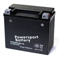 Replacement For BRP RENEGADE 1200CC SNOWMOBILE BATTERY FOR MODEL YEAR 2012 by Technical Precision