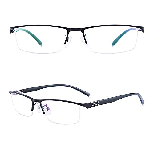 Intelligent automatic zoom reading glasses, business dual-use progressive multi-focus reading glasses, high-definition photosensitive anti-fatigue men and women glasses, parents best gift ZDDAB