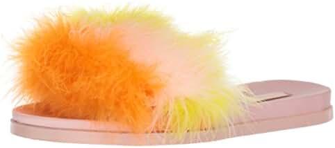Aldo Women's Fluffy Slide Sandal