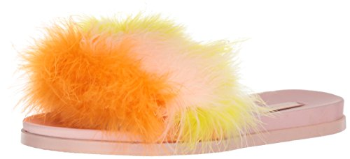 Fluffy Womens B 5 M Aldo Fluffy US Size Orange qEwXd16