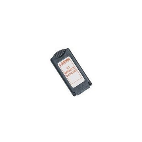 Garmin Format Data Card, 512 MB, for Garmin GPS (Data Unit)