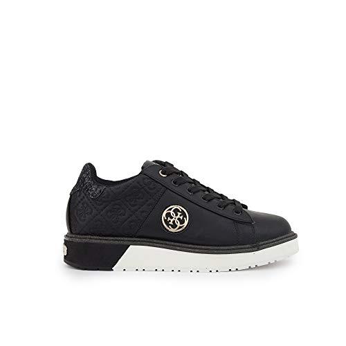 Noir de Black Debora Femme Guess Black Chaussures Gymnastique HvEXx