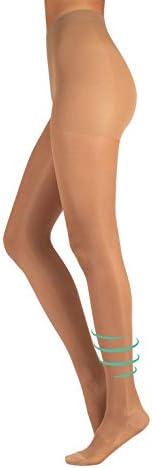 PANTY 70 compresi/ón media AZUL, G Alivia el cansancio 11//14 mmHg dolor o hinchaz/ón de piernas. descansa y relaja tus piernas proporciona un eficaz masaje que activa la circulaci/ón