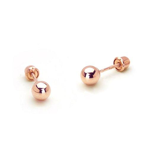 Baby Ball Stud Earrings - 7