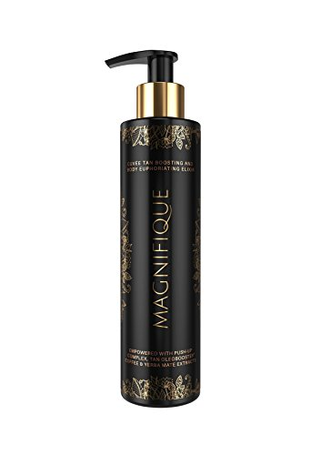 (Indoor Tanning Lotion Magnifique Powerful Tan Enhancer Bronzing Intensifier)