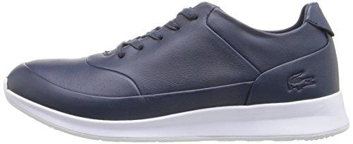 Lacoste Women's Joggeur Lace 316 1 Caw Fashion Sneaker, Navy, 9 M US