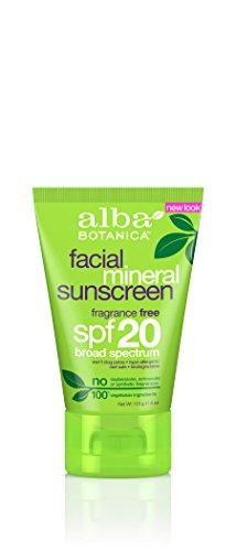 Alba Botanica Facial Sunscreen - 8