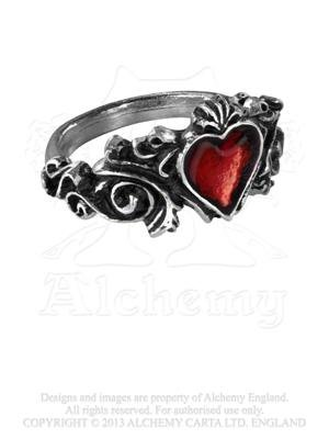 Betrothal Ring by Alchemy Gothic