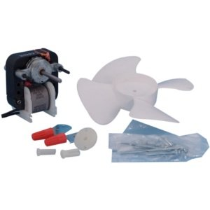 # C01675 Universal Bathroom Fan Replacement Electric Motor Kit with Fans 115/230 volts by A. O. Smith