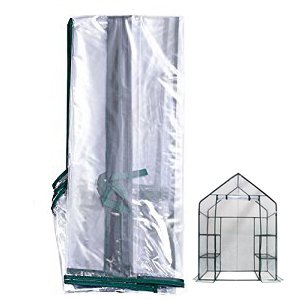 Homewell Walk-In Green House Replacement Cover (3 Tier 6 Shelf) by Homewell