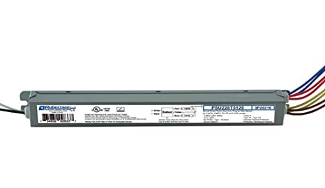 Program Start NPF Normal Ballast Factor for 2 F28T5 Linear Lamps - Fluorescent Electronic Ballast 120Vac 3P20210 PSU228T5120 s 60Hz