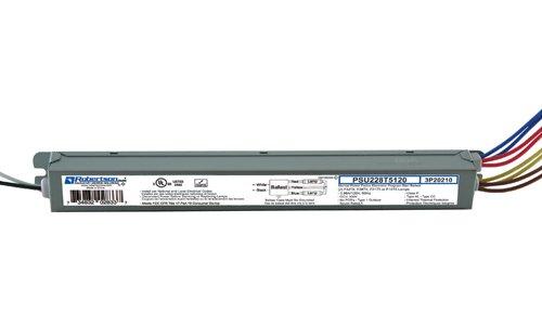 (PSU228T5120 (3P20210) - Fluorescent Electronic Ballast(s) for 2 F28T5 Linear Lamps, Program Start, 120Vac, 60Hz, Normal Ballast Factor, NPF)