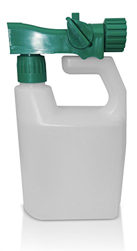Refillable Multipurpose Hose Sprayer Bottle Empty Ready