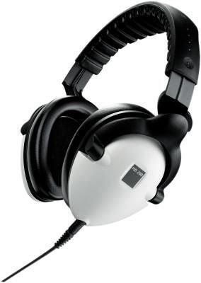 Sennheiser HD 200 Professional Monitoring Headphone (Black)