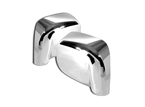 MaxMate 03-09 Dodge Ram 2500/3500/HD/02-08 Ram 1500 Chrome Mirror Cover (Not For Towing Mirror)