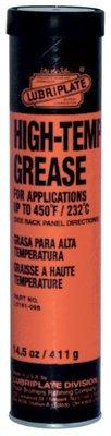 Lubriplate Cartridge High Temp Grease #16198 (293-L0161-098) Category: Multi-Purpose Grease by Lubriplate