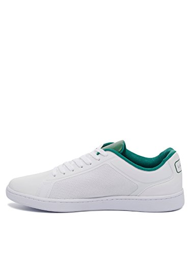 Lacoste Endliner 117 1 SPM white - green free shipping big discount ix4UVSK