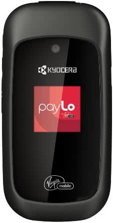 Kyocera Clip S2100 Prepaid Phone (payLo by Virgin Mobile)