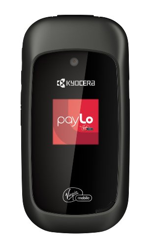 Kyocera Clip S2100 Prepaid Phone (payLo by Virgin Mobile) (Virgin Mobile Paylo Phones Compatible With Assurance Wireless)