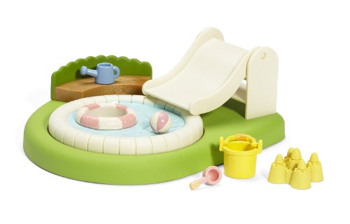 Calico Critters Baby Pool and Sandbox, Baby & Kids Zone