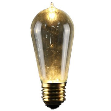 Led Light Bulbs - E27 St58 5w Vintage Antique Edison Style Carbon Filament Clear Glass Bulb 220-240v - Carbon Filament Bulb Sunlite Style Light Vintage Rain Lamp Pendant Bulbs - - Sale For Sunglasses Colorado
