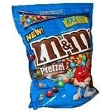 M&M Mars Mam Pretzel, 40 Ounce