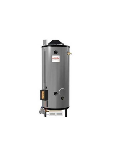 Rheem G100-200 Natural Gas Universal Commercial Water Heater, 100 Gallon (Tank Rheem Heater Water)