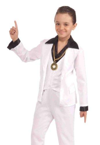 Forum Novelties Disco Fever Kids 70s Costume