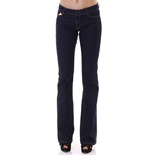 EMME Marella Panta Lalla 001Blue Jeans
